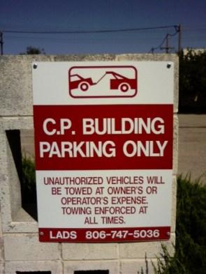 CP Parking